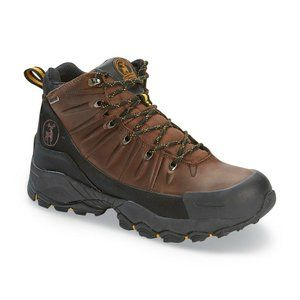 Elk Woods Predator Leather Work Hiking Boots